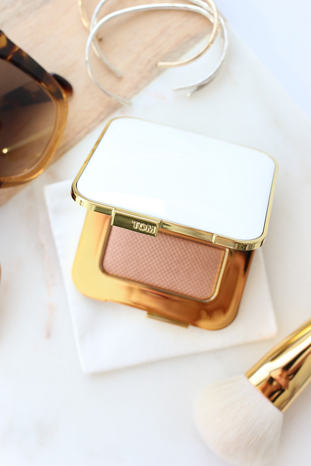 Tom Ford Sheer Highlighting Duo in Reflects Gilt
