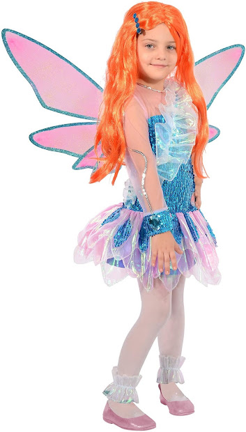 Official Winx Club Tynix Costumes Italy