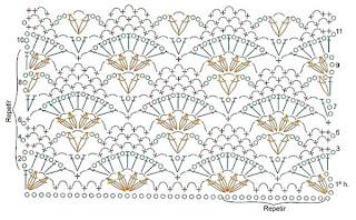 diagrama-punto-fantasía-crochet