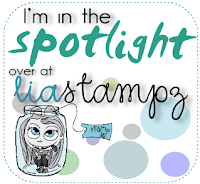Spotlight Artist at LiaStampz
