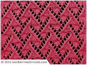 Lace Chart #12