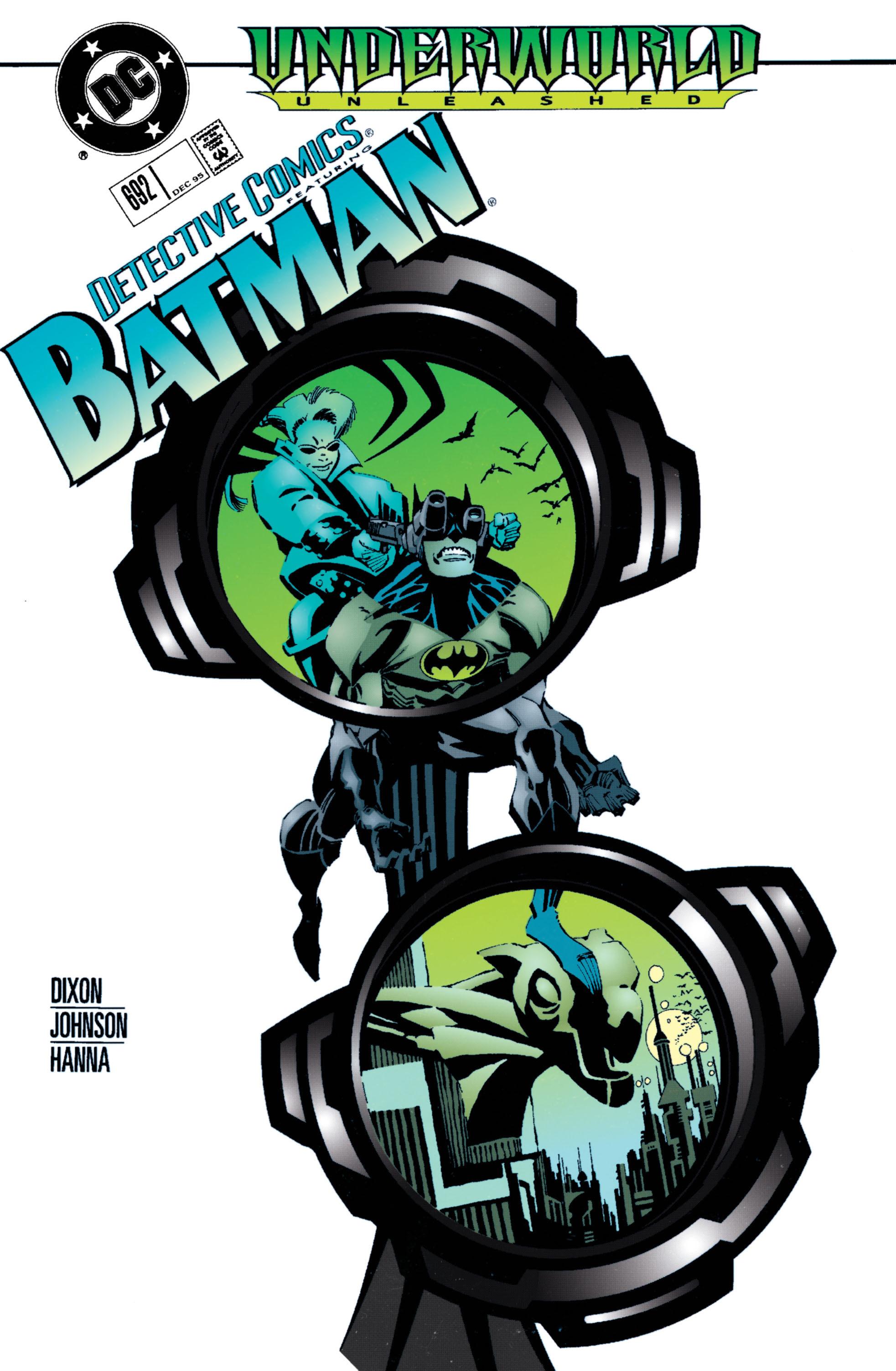 Detective Comics (1937) 692 Page 1