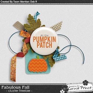 Guest Creative Team (September), Annemarie, for Connie Prince ?Fabulous Fall and 2 Coordinating Freebies for $2.00 Tuesday