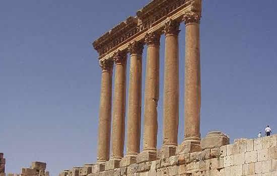 Baalbek, fakta unik jaman megalitikum yang masih terselubung