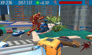 Iron Avenger 2 No Limits Mod Apk v1.53 Terbaru