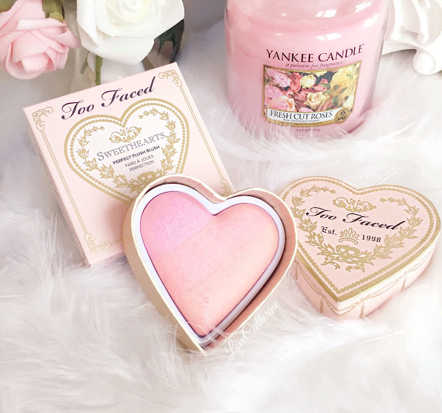 Too Faced Haul 2016 | Sweetheart Blush, Candy Glow