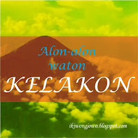 alon-alon waton kelakon