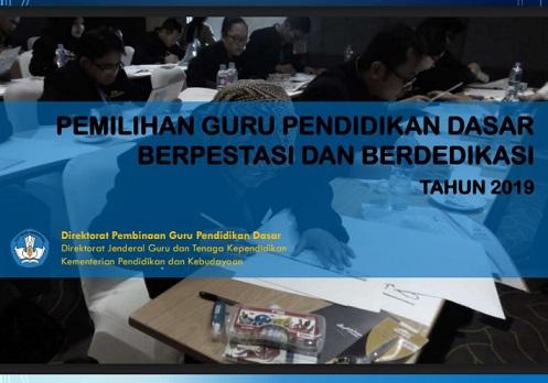 Download Juknis Guru Berprestasi / Gupres 2019 Jenjang SD,SMP,SMA,SMK dan SLB Pdf