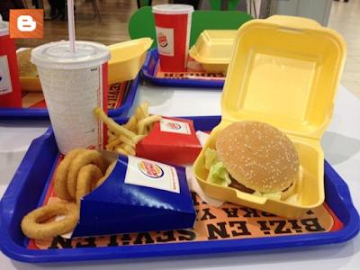 Fast food tüketmek alerjiye neden oluyor