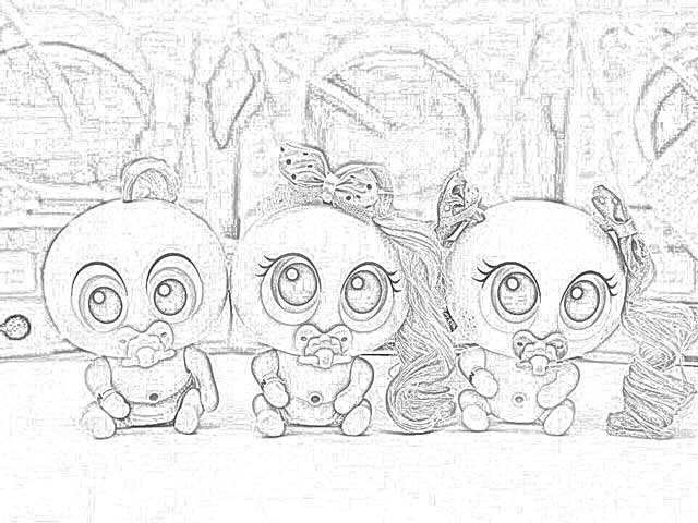 The Holiday Site Coloring Pages Of Neonatal Babies By