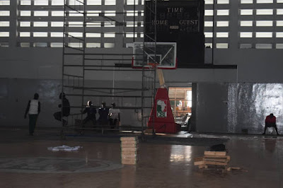 Indoor Sports hall, Surulere, Lagos