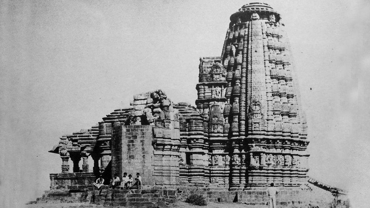 महादेव मंदिर, झोडगे नाशिक