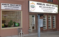 HOMELIFE/REALTY ONE LTD, REAL ESTATE BROKERAGE, 501 PARLIAMENT ST