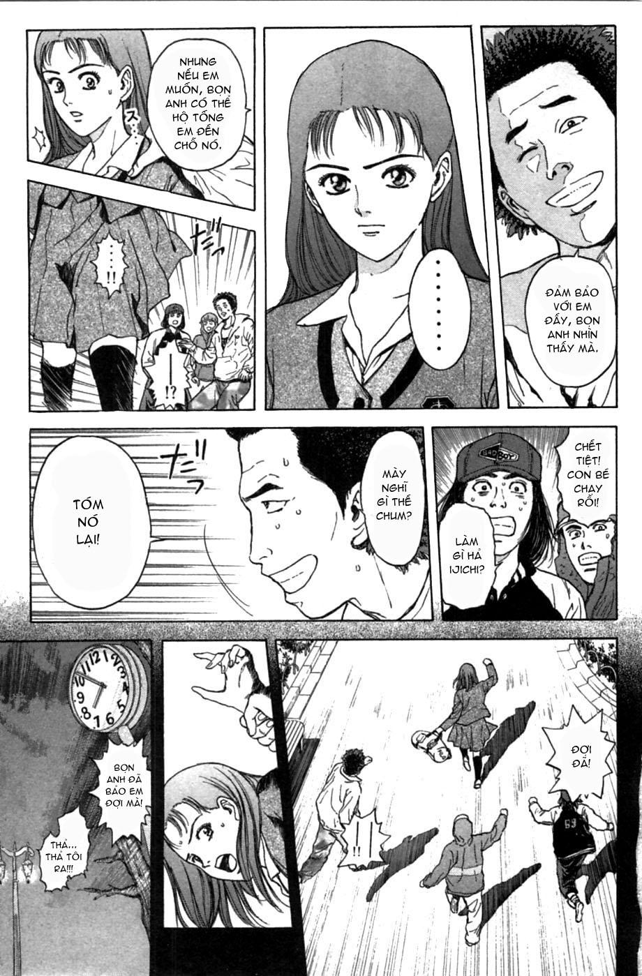 Psychometrer Eiji chapter 44 trang 8