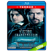 Victor Frankenstein (2015) BRRip 720p Audio Dual Latino-Ingles