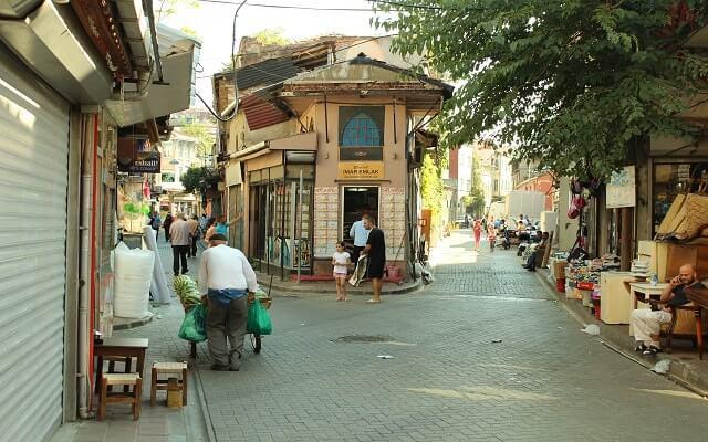 Balat'ta-eski-İstanbul-tadı-var