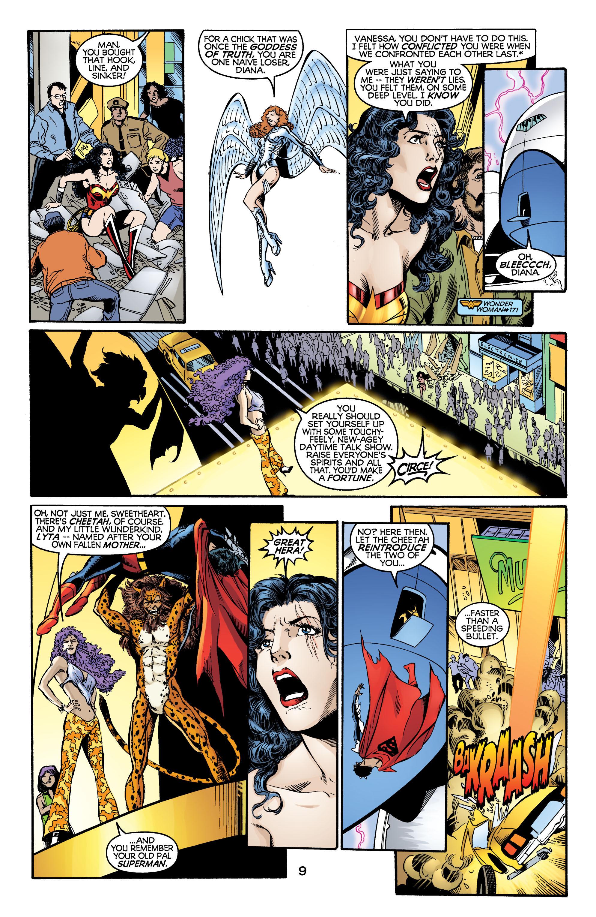 Read online Wonder Woman (1987) comic -  Issue #175 - 9