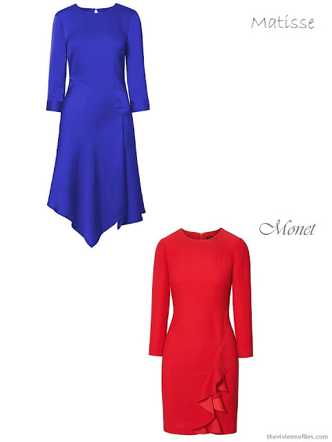 2 dresses from Banana Republic