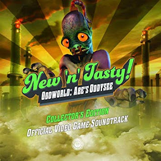 musica vinilo abe's oddysee playstation