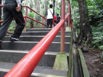 tangga tidar