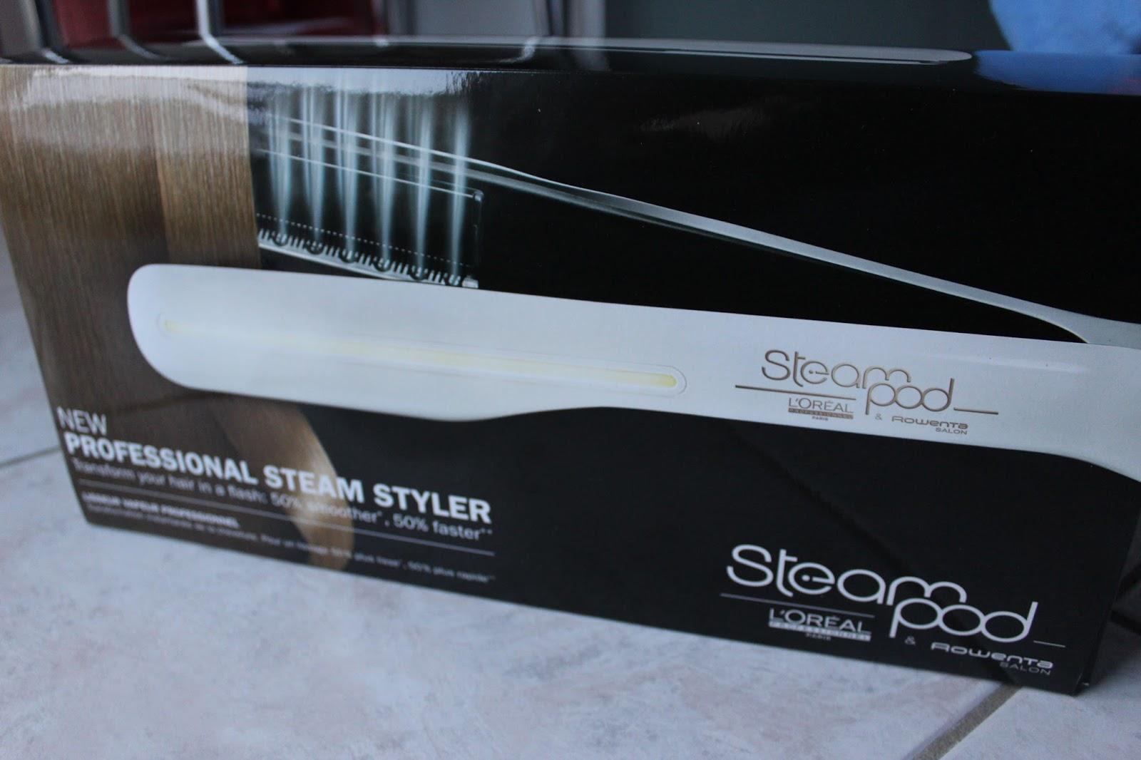 isacosmetics steampod l 39 or al professionnel 2 0 erfahrungsbericht. Black Bedroom Furniture Sets. Home Design Ideas