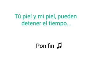 Por Fin Pablo Alborán Significado de la canción.