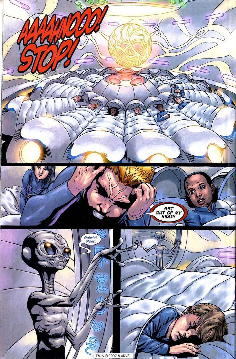 Read online Silver Surfer (2003) comic -  Issue #4 - 28