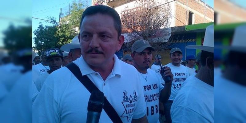 """""""El Abuelo"""" supuesto lider del CJNG en Tepalcatepec, el objetivo de MARINOS"""