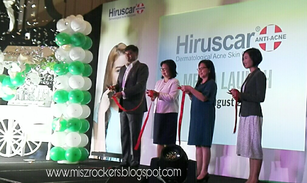 HIRUSCAR ANTI ACNE