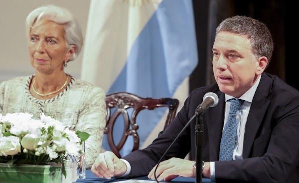 El FMi evaluó que el crecimiento mundial será más bajo por culpa de Argentina