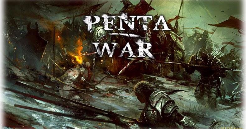 Блог об игре Demon Slayer : 386. Релиз PentaWar - глобальный супер ...