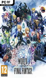 ejbkfm - WORLD OF FINAL FANTASY-CODEX