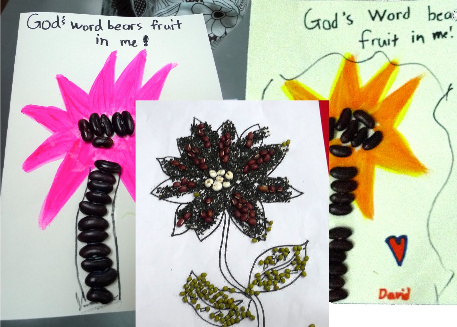 Parable Of The Sower Craft Activities