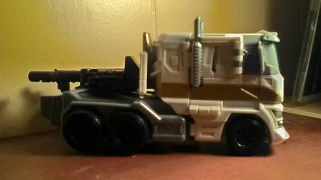 Optimus Prime, Transformers, Truck