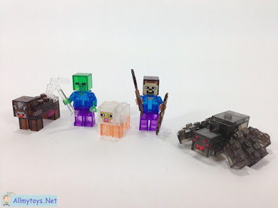 Minecrafts Bricks Toys Collection