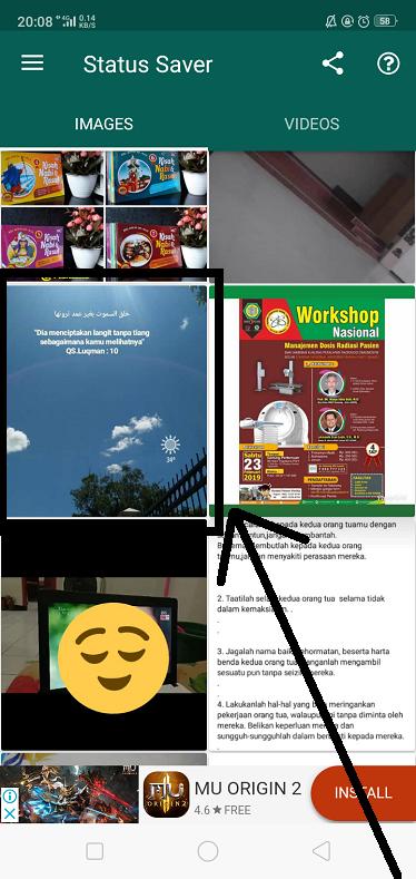 2 Cara Download Status atau Story Whatsapp Dengan Mudah