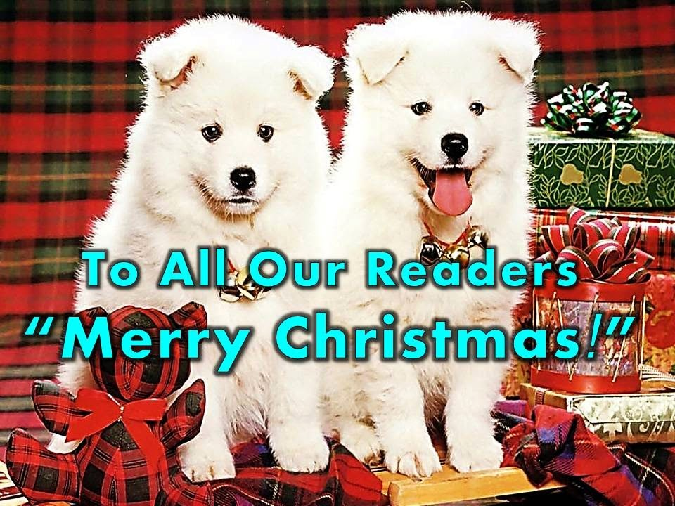 Merry Christmas to Our Readers