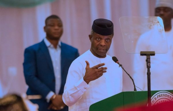 5 Igbos Included as Osinbajo approves appointment of 21 permsecs