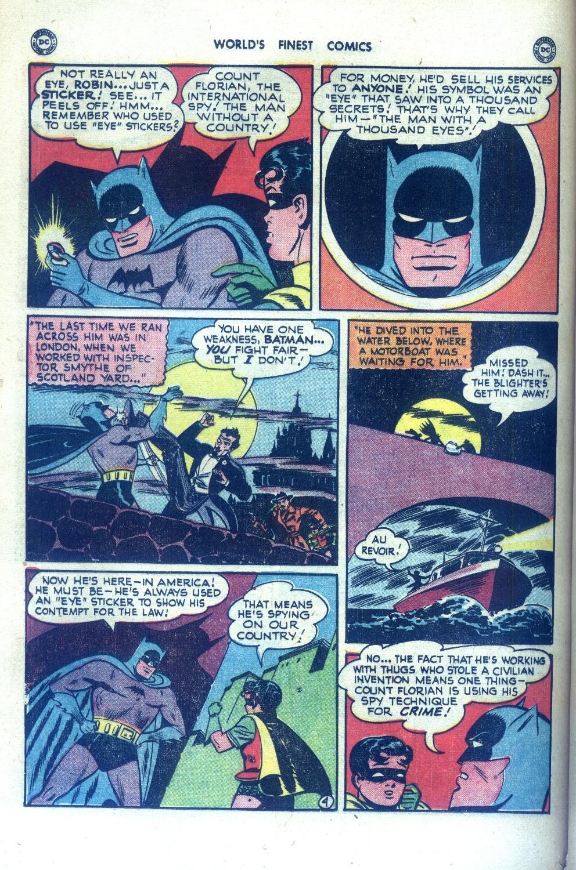 Read online World's Finest Comics comic -  Issue #43 - 64