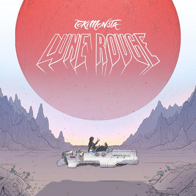 TOKiMONSTA Lune Rouge by Max Prentis