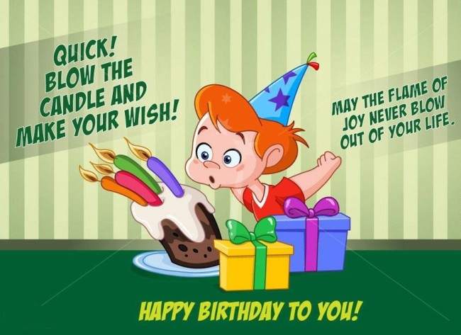 Funny Birthday Wishes Friend