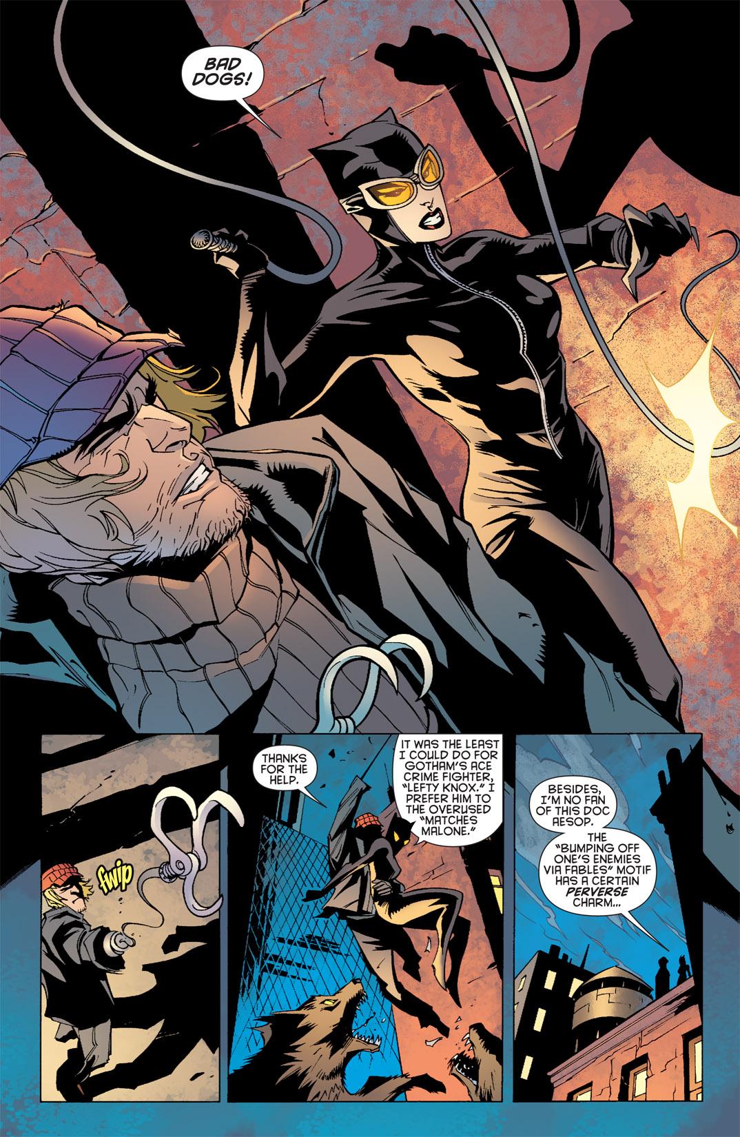 Detective Comics (1937) 846 Page 3