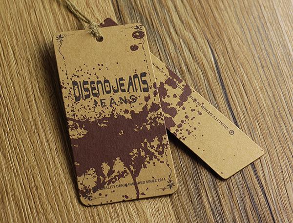 In thẻ bài, thẻ treo, nhãn mác quần áo, price tag đẹp, giá rẻ tại Hà Nội Jean