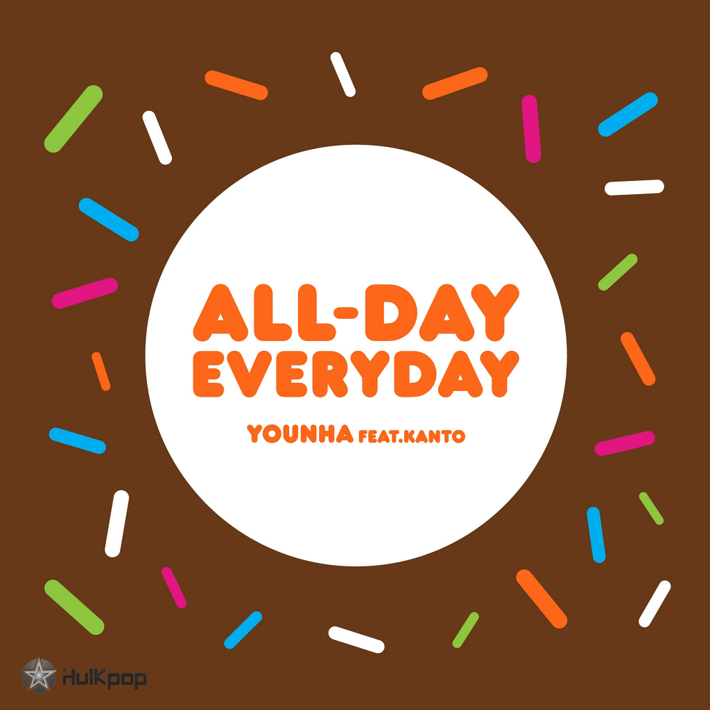 [Single] Younha, Kanto – All-Day, Everyday