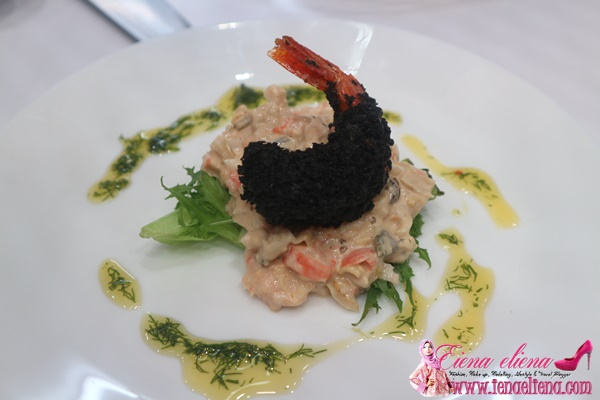 Kuro Prawn dari Golden Fresh