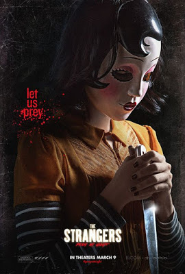 The Strangers Prey at Night 2018 English 480p BRRip 300MB