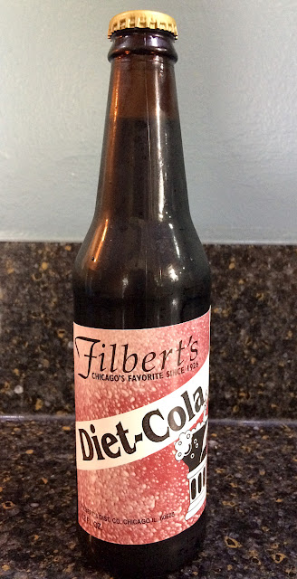 Filbert's Diet Cola