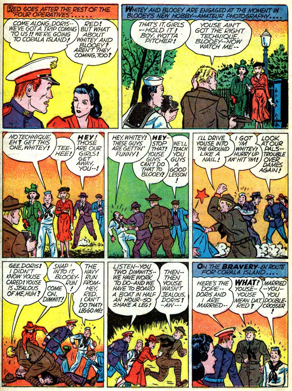 Read online All-American Comics (1939) comic -  Issue #18 - 29