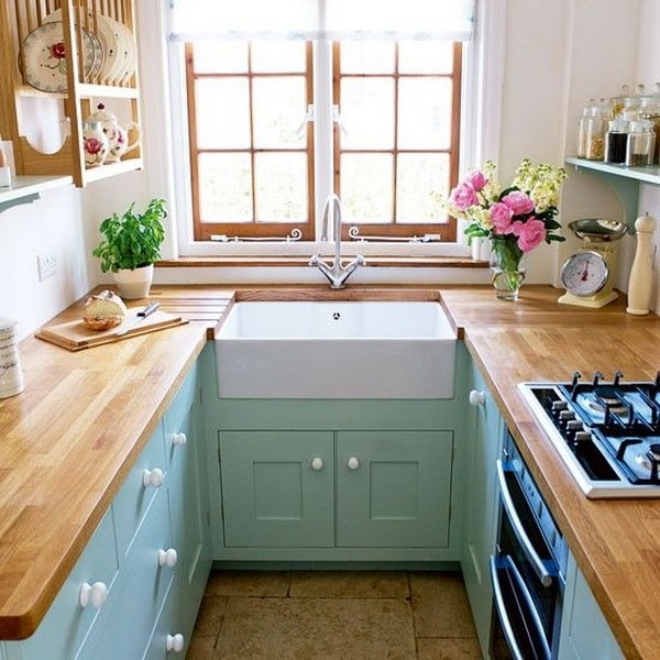 Small Kitchen Decoration Ideas - Simple Kitchen Design Layout 5