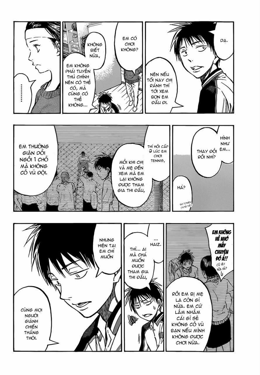 Kuroko No Basket chap 229 trang 10
